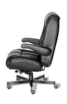 Newport Ultra Leather Office Chair for Sale