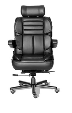 Pacifica Luxury Leather Office Chair