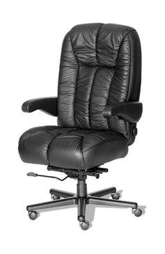 Newport Plush Comfortable Office Chair
