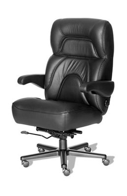 luxury office chair. chairman luxury leather office chair